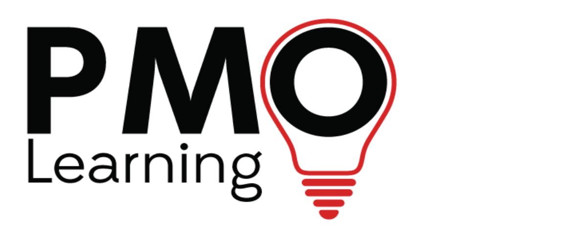 pmo learning logo